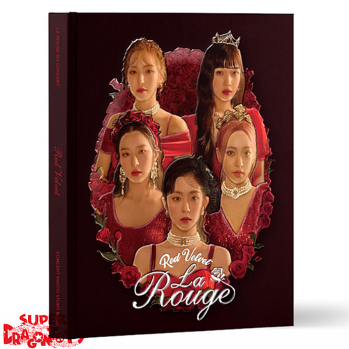 RED VELVET (레드벨벳) - CONCERT PHOTO STORY BOOK [LA ROUGE]