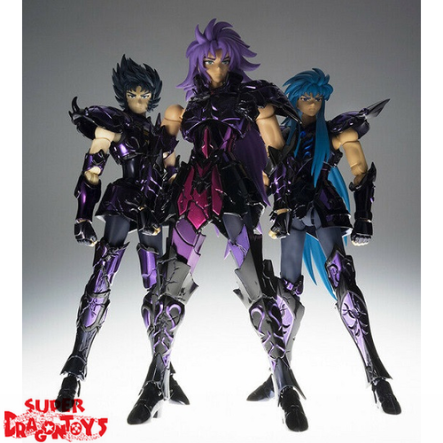 SAINT SEIYA - MYTH CLOTH EX SURPLICE BROKEN PARTS SET [GEMINI + CAPRICORN + AQUARIUS]