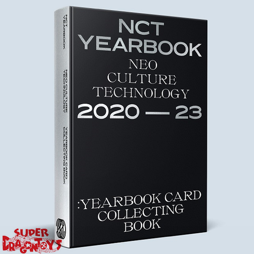 "NCT - NCT YEARBOOK ""CARD COLLECTING BOOK"""
