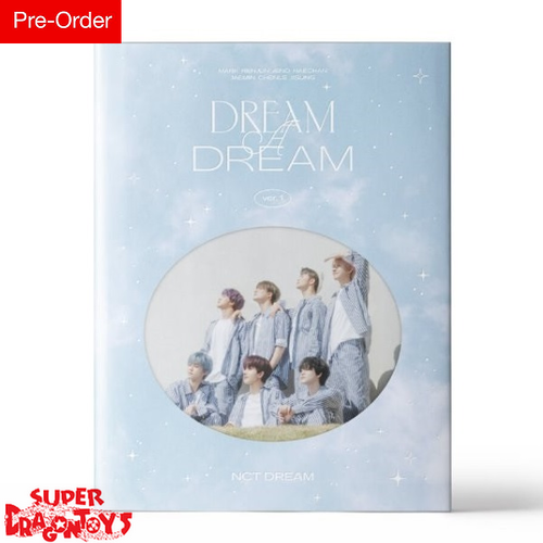 NCT DREAM (엔시티 드림) - DREAM A DREAM - PHOTOBOOK