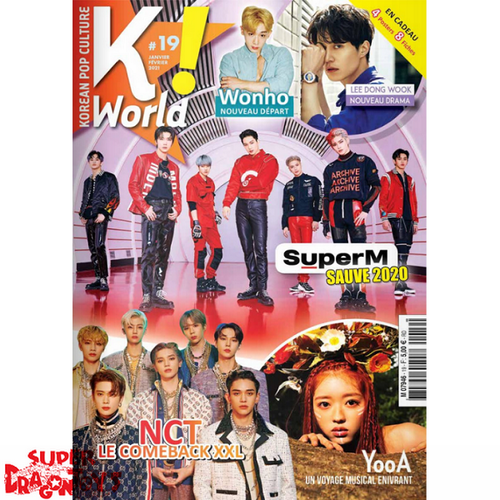 K!WORLD - MAGAZINE FRANCAIS - NUMERO 19 [JANVIER/FEVRIER 2021]