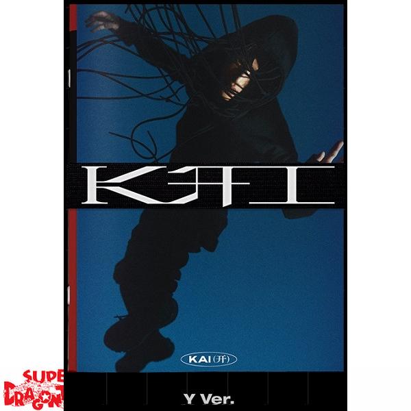 KAI (카이) - KAI - VERSION [Y] - 1ST MINI ALBUM