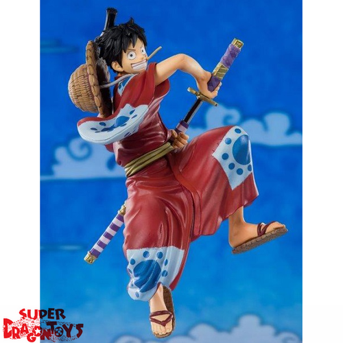 "ONE PIECE - MONKEY D. LUFFY ""LUFFYTARO"" [WANO COUNTRY ARC] - FIGUARTS ZERO"
