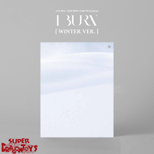 (G)I-DLE ((여자)아이들) - I BURN - [WINTER] VERSION - 4TH MINI ALBUM