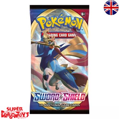 "POKEMON TCG - BOOSTER ""SWORD & SHIELD"" - ENGLISH EDITION"