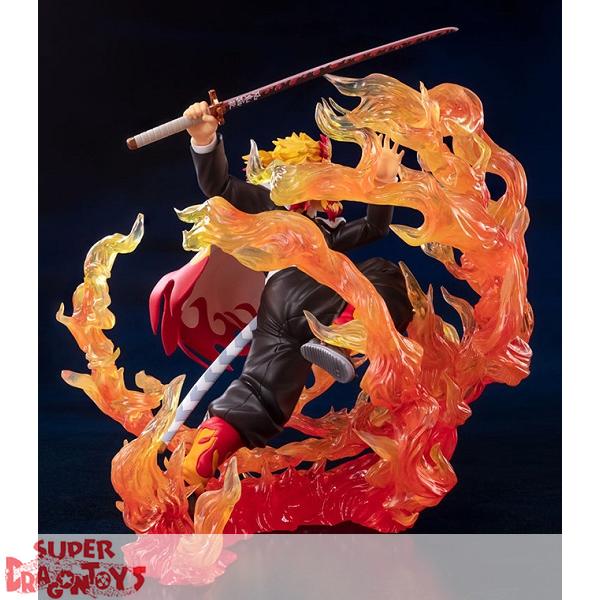 DEMON SLAYER  - KYOJURO RENGOKU [HONO NO KOKYU] - FIGUARTS ZERO
