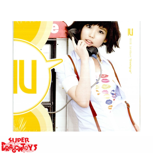 IU (이지은) - GROWING UP - 1ST ALBUM