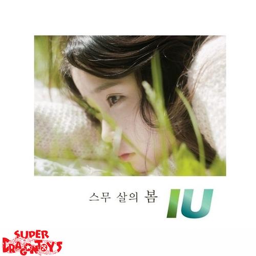 IU (이지은) - SPRING OF A TWENTY YEAR OLD - SINGLE ALBUM