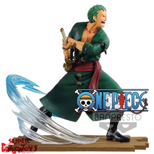 ONE PIECE - RORONOA ZORO - [LOG FILE SELECTION - FIGHT] COLLECTION