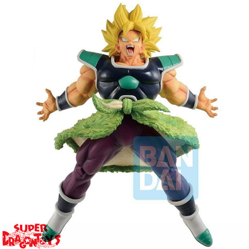 "DRAGON BALL SUPER - SUPER SAIYAN BROLY - [RISING FIGHTERS] ""ICHIBANSHO"" FIGURE"
