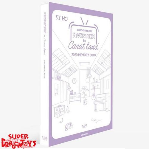 SEVENTEEN (세븐틴) - SEVENTEEN IN CARAT LAND [2020 MEMORY BOOK] - PHOTOBOOK