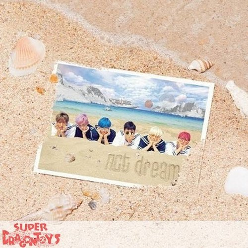 NCT DREAM (엔시티 드림) - WE YOUNG - 1RST MINI ALBUM