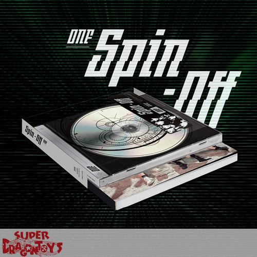 ONF (온앤오프) - SPIN OFF - 5TH MINI ALBUM