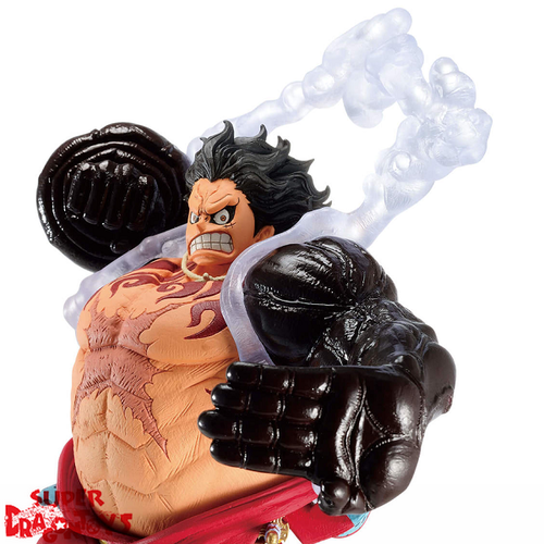 """ONE PIECE - THE MONKEY D. LUFFY [GEAR4-WANOKUNI] - """"KING OF ARTIST"""" COLLECTION"""
