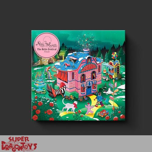 RED VELVET (레드벨벳) - THE REVE FESTIVAL FINALE - [FINALE] VERSION - REPACKAGE ALBUM