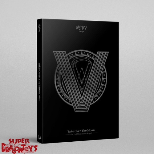 WAYV (웨이션브이) - TAKE OVER THE MOON [SEQUEL] - 2ND MINI ALBUM [REPACKAGE]