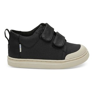 1ff702c82f7 Toms Lenny Sneakers Black Canvas