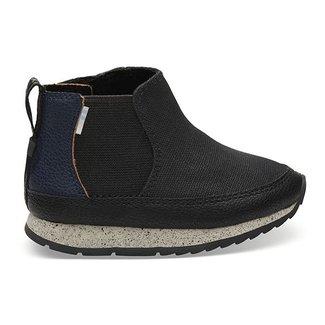 Toms Sydney Sneakers Black Canvas