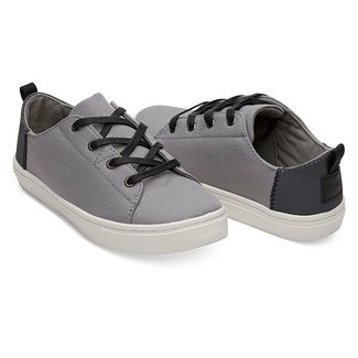 Toms Youth Lenny Sneakers Pitstop Grey