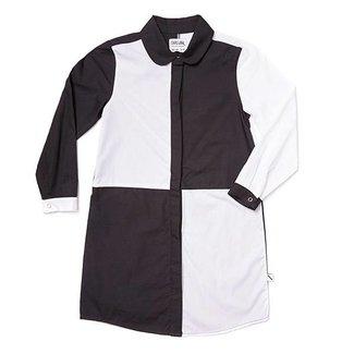CarlijnQ Blouse Dress Checkers