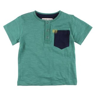 Small Rags T-Shirt Frosty Spruce
