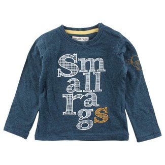 Small Rags Shirt Mallard Blue