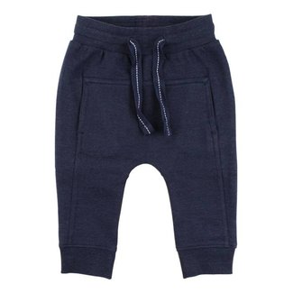 Small Rags Sweat Pants Navy Iris