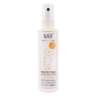 Naif Zonnebrand Spray SPF30