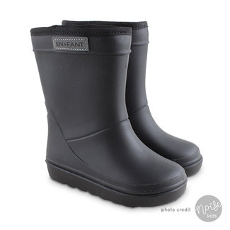 Enfant Winter Boots Black