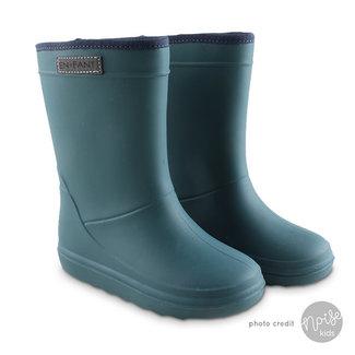 Enfant Winter Boots Ocean Green