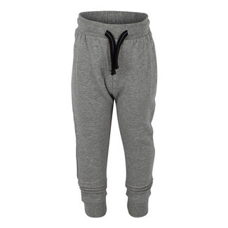 Small Rags Sweat Pants Gray Flannel
