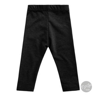 Your Wishes Legging Solid Black