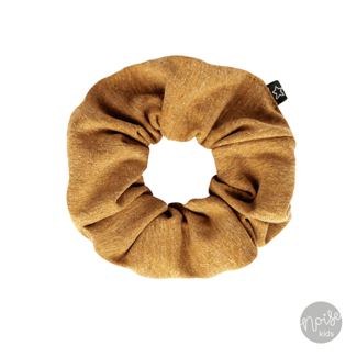 Your Wishes Scrunchie Solid Camel