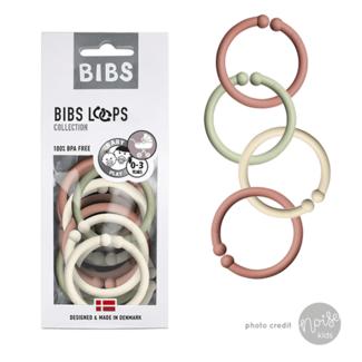 BIBS LOOPS Mix Ivory Sage Woodchuck