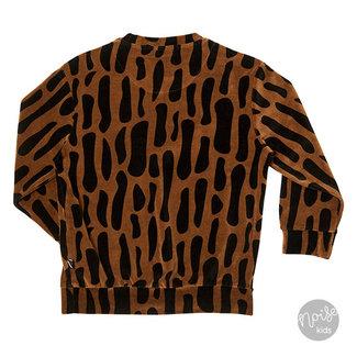 CarlijnQ Sweater Bark Velvet