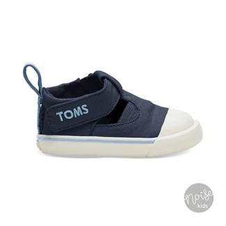Toms Joon Navy Canvas