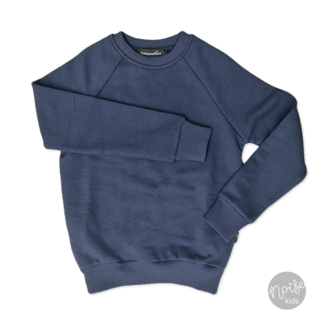 Twenty One Wood - The Label Sweater KAT Navy