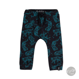 Beebielove Sweat Pants Tiger Anthracite