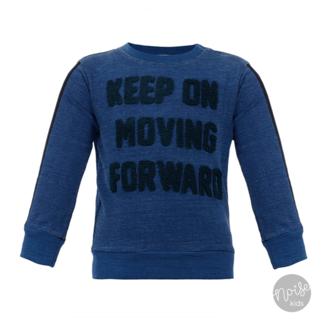 Beebielove Sweater Moving Forward Blue