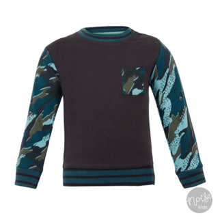 Beebielove Sweater Camo
