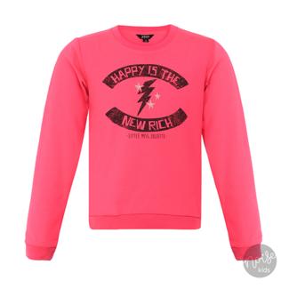 Little Miss Juliette Sweater Happy Fluor Pink