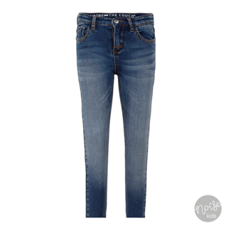 Jumping The Couch Stretch Jeans Denim Blue Washed