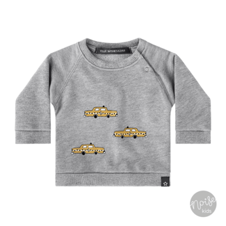 Your Wishes Sweater Yellow Taxi