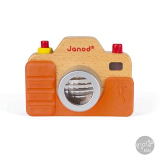 Janod Camera met Licht & Geluid