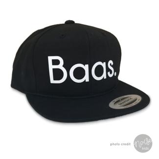 KMDB Snapback Baas Black