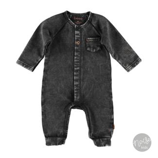 Bess Babypakje Jogdenim Black