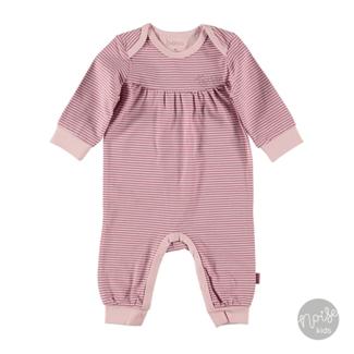 Bess Babypakje Striped Pink