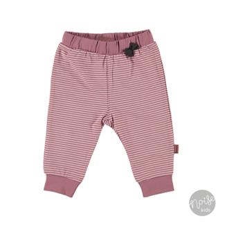 Bess Broekje Striped Pink