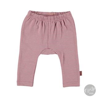 Bess Legging Striped Pink