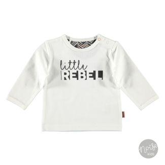Bess Shirt Little Rebel White